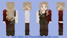 adventuring! Minecraft Skin