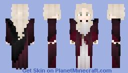 sanguine edgy claudia Minecraft Skin