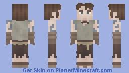 The Beggar Minecraft Skin