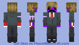 me disguised as grian disguised as mumbo Minecraft Skin