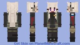 Girls' frontline - AK74M Minecraft Skin