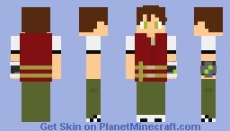 Ben 10 | Life Jacket | OS Minecraft Skin