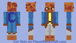 The Cookie Wizard Minecraft Skin