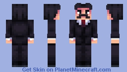 MumboJumbo Skin Remake Minecraft Skin