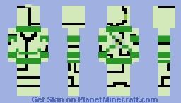 Ghostfreak   OV Minecraft Skin