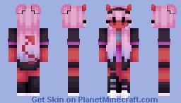 -+ Unfortunate +- Minecraft Skin