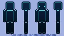 Stable Minecraft Skin