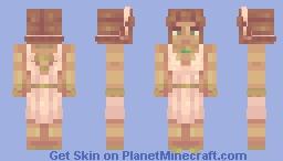 beauty, terrible beauty Minecraft Skin