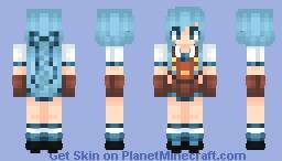 | The Wholesome Blacksmith | ~* Marma *~ Minecraft Skin