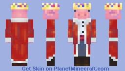 Technoblade Remastered Minecraft Skin