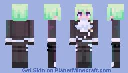lio fotia Minecraft Skin