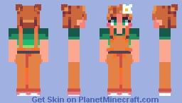 [🌸] Gwyneth Minecraft Skin