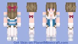 Mamako Oosuki - Request Minecraft Skin
