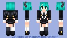 | A Little Demonic Butler | ~* Marma *~ Minecraft Skin