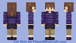 The fluffiest matter of the universe. 🎄 Minecraft Skin