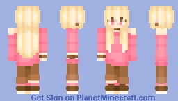 I Just Had To Minecraft Skin