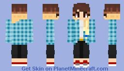 Madison Maxwell my Far Cry 5 Character [DOZ JACKET] Minecraft Skin