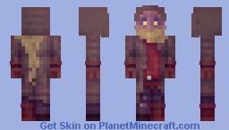 I'm back.. (old skin redone) Minecraft Skin