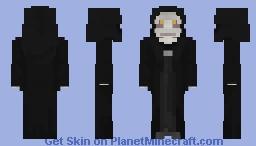 Emperor Palpatine Minecraft Skin