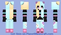 ♥️ Marina ♥️ | mellieee_'s Oc | Minecraft Skin