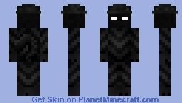 Dark Inspector Minecraft Skin