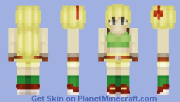 Launch / Dragon Ball Z - Request Minecraft Skin