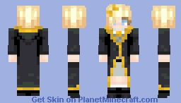 Hufflepuff Student Minecraft Skin