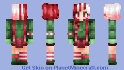 Peppermint - contest entry Minecraft Skin