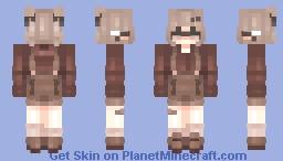 uh oh, stinkyy Minecraft Skin