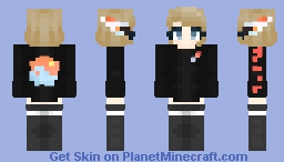 cant get over you Minecraft Skin