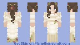 [LOTC] Victorian Wedding Dress Minecraft Skin