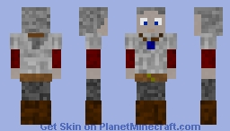 Amber Ironfist / D&D   RPG Adventures Character Skin Contest Minecraft Skin