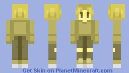banana boy // 𝓵𝓲𝓵𝔂 𝓫 Minecraft Skin