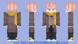 Sakaido - ID: Invaded / Request Minecraft Skin