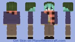 Sou Hiyori Minecraft Skin