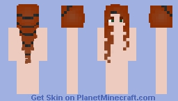 Female Base [Betha] Minecraft Skin