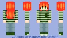 Vivid Minecraft Skin