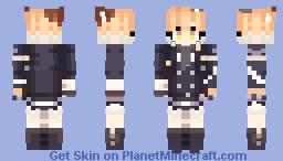 Arknights - Mousse Minecraft Skin
