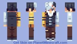 Bartender Minecraft Skin