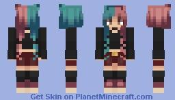 Yuweh ~ Minecraft Skin