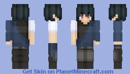 Benimaru Shinmon - Fire Force / Request Minecraft Skin