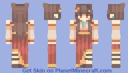 Chinese New Year Minecraft Skin