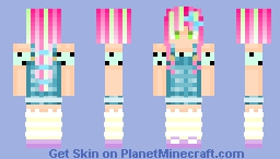DragonFruit Minecraft Skin
