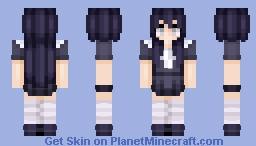 Kure Karla - Kengan Ashura / Request Minecraft Skin