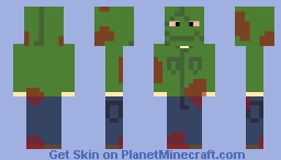 M from Killing Morph Minecraft Skin