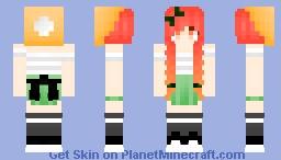 Cloudberry Minecraft Skin