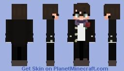 santeri time Minecraft Skin