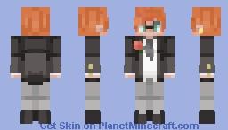 conny boy Minecraft Skin
