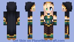 | Spell Casting ~* | ~* Marma *~ Minecraft Skin