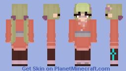 Mocha Minecraft Skin
